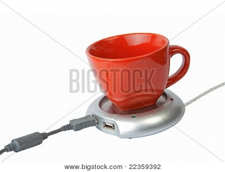 Usb Warmer With Cup