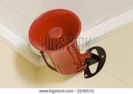 Fire Burglar Alarm Siren