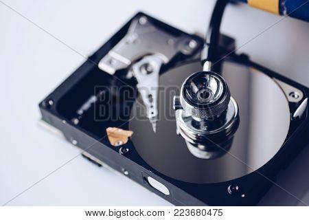 Encrypted Hard Disk