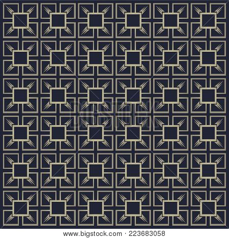 Abstract geometric seamless pattern with rhombuses. Simple vector texture, argyle pattern. Modern monochrome geometrical background, repeat tiles. Design pattern. Decor pattern. Textile pattern. Fabric pattern.EPS 8,EPS 10