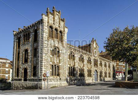 Provincial Historic Archive of Teruel. Building declared of Cultural Interest.