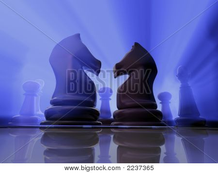 Chess Knights