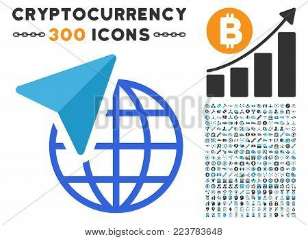 Global Freelance pictograph with 300 additional ethereum pictographs. Vector illustration style is flat iconic symbols designed for crypto currency software.