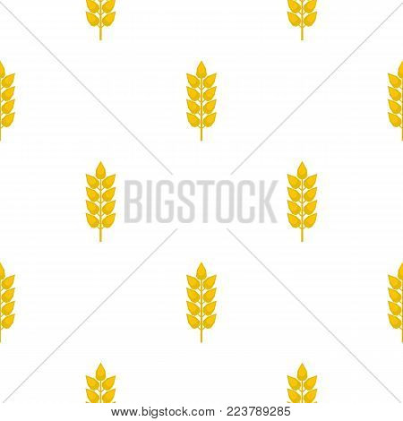 Long spica pattern seamless for any design vector illustration