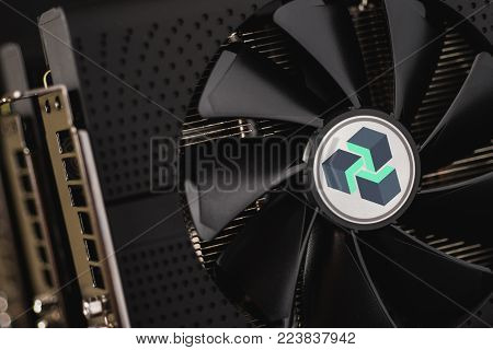 ZenCash Cryptocurrency Coin Mining Using Graphic Cards