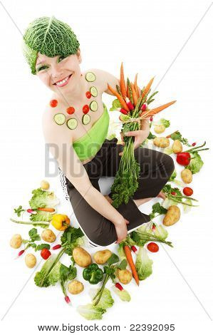 Vegetable Fairy