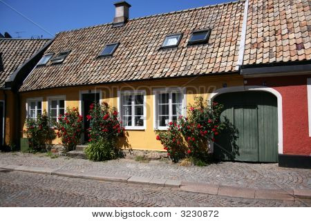 Small Townhouse