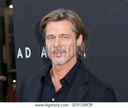 LOS ANGELES - SEP 18:  Brad Pitt at the