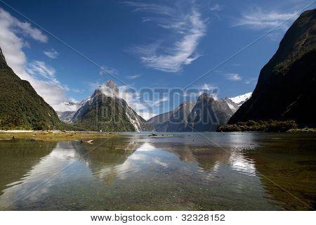 Milford Sound Landscape