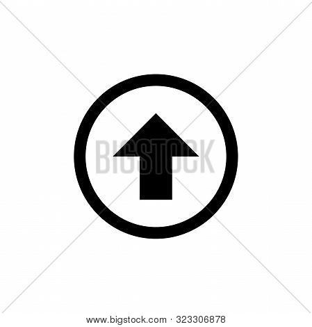 Arrow Icon, Upload Arrow Icon, Arrow Up Icon, Up Arrow Icon, Up Arrow Vector Icon, Up Arrow Isolated