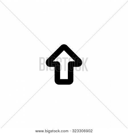 Arrow Icon, Upload Arrow Icon, Arrow Up Icon, Up Arrow Icon, Up Arrow Vector Icon, Up Arrow Isolated