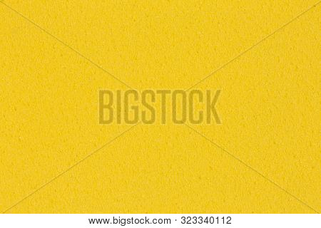 Light Yellow Ethylene Vinyl Acetate Eva Texture With Simple Surface.