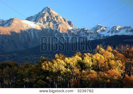 Mt Sneffles Autumn