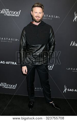 LOS ANGELES - SEP 20:  Bobby Berk at the Hollywood Reporter & SAG-AFTRA 3rd Annual Emmy Nominees Night  at the Avra Beverly Hills on September 20, 2019 in Beverly Hills, CA