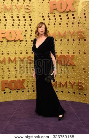 LOS ANGELES - SEP 22:  Jane Rosenthal at the Primetime Emmy Awards - Arrivals at the Microsoft Theater on September 22, 2019 in Los Angeles, CA