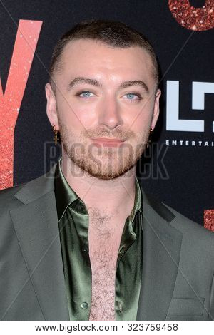 LOS ANGELES - SEP 19:  Sam Smith at the