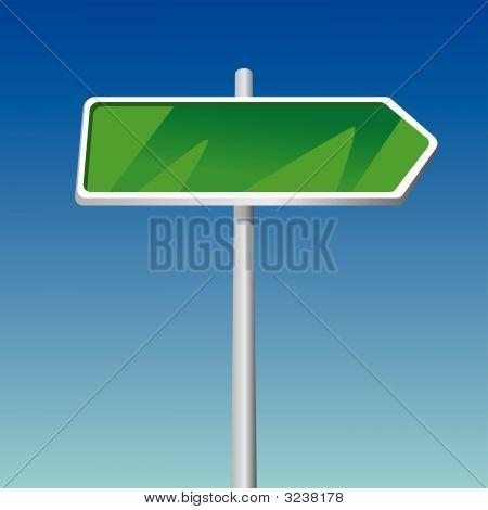 Signpost (Illustration)