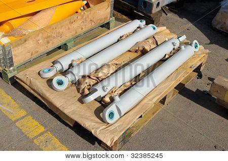 Hydrocylinders