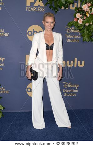 LOS ANGELES - SEP 22:  Nicky Whelan at the Walt Disney Television Emmy Party at the Otium on September 22, 2019 in Los Angeles, CA
