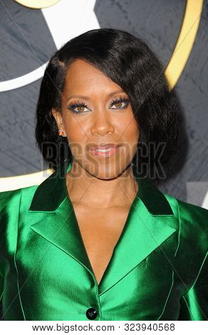 Regina King at the HBO's Official 2019 Emmy After Party held at the Pacific Design Center in West Hollywood, USA on September 22, 2019.
