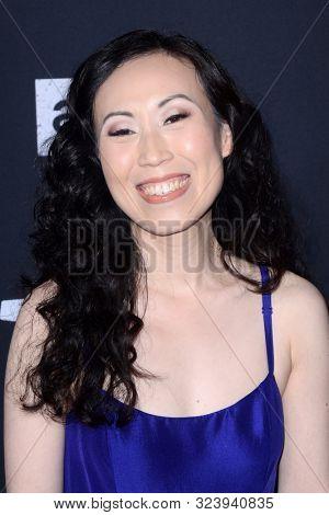 LOS ANGELES - SEP 23:  Angela Kang at the