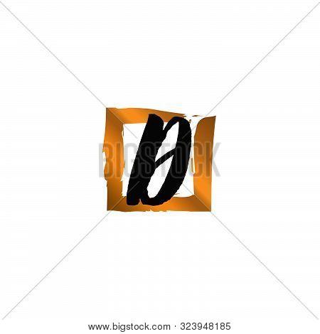 Letter D Logo Design Vector Illustration Template. Letter D Logo Vector. Creative Letter D Letter Lo