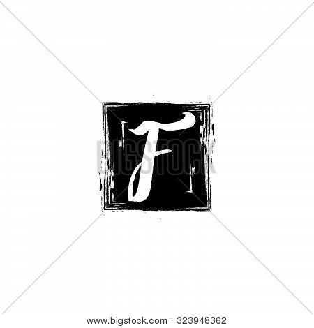 Letter F Logo Design Vector Illustration Template. Letter F Logo Vector. Creative Letter F Letter Lo