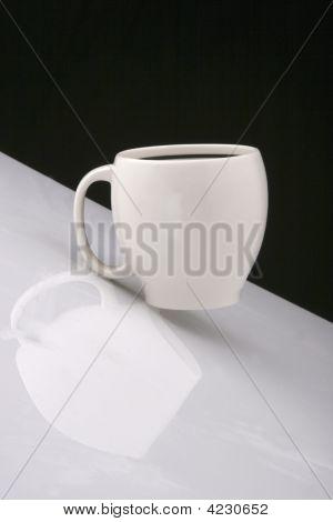 Coffee Mug On Tilt