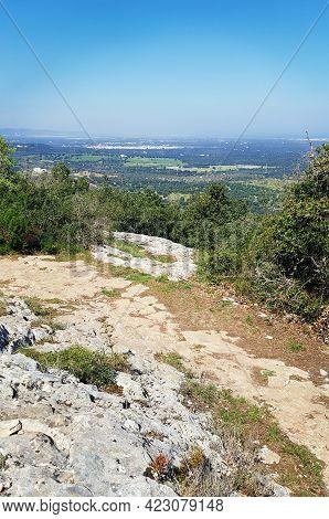 Panoram View Of Apulia Near Ostuni,  Italy