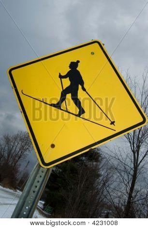 Xc Ski Sign1
