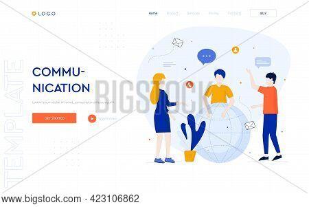 Website Business Illustrations