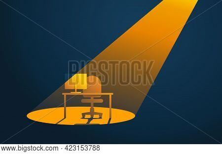 Software Engineers And Developers Shortage - Problems Of Staff Searching. Vector Illustration