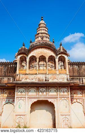 Sri Rangnath Swamy Temple Or Purana Rangji Mandir Is A Hindu Temple In Pushkar In Rajasthan State Of