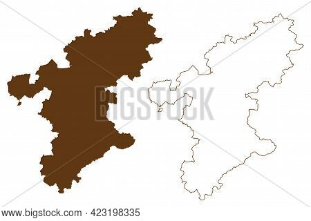 Stormarn District (federal Republic Of Germany, Rural District, Free State Of Schleswig-holstein, Sl