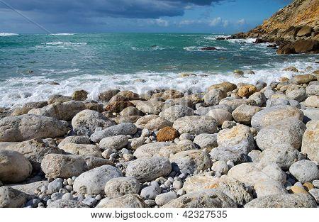 Ocean Boulder Beach