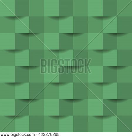 Abstract Vector Background With Squares. Creative Vector Background For Design Projects.