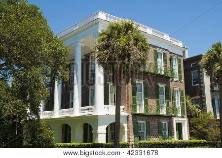Charleston Victorian Single House