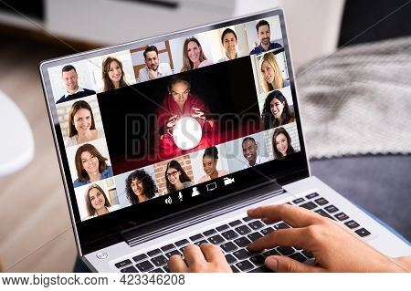 Psychic Reading And Fortune Teller Video Conference