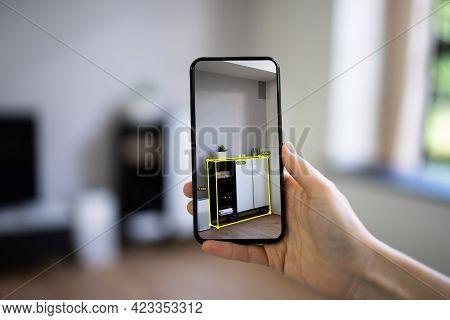 Ar Mobile Phone Window Measurement App And Virtual Meter