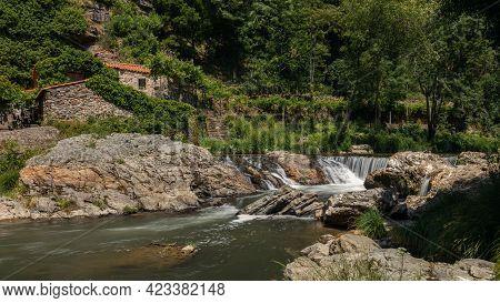 Senhora Do Salto Natural Park, Recarei, Portugal
