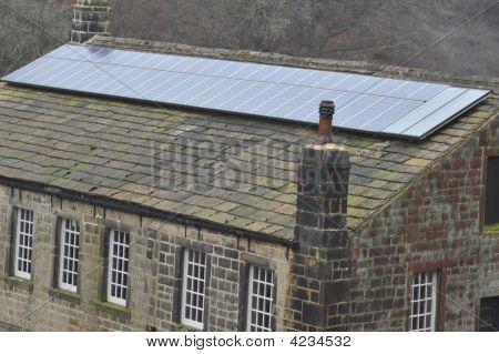 Photovoltaic Cells Array