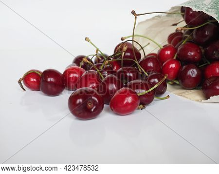 Sweet Cherry Fruit Food