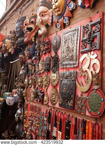 Souvenir Gift Craft Handmade Handicraft Nepalese Shop For Nepali People And Foreign Traveler Travel