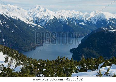 Silver Bay in Sitka, Alaska