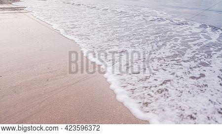 Landscape Of Beach , Krabi Thailand .  Landscape Of Beach , Krabi Thailand .