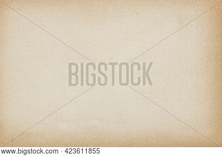Blank old paper textured background