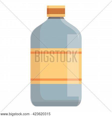 Shampoo Icon. Cartoon Of Shampoo Vector Icon For Web Design Isolated On White Background