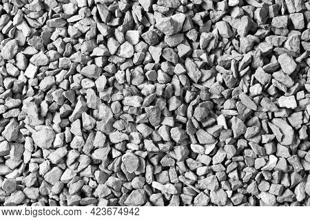 The Background Of The Gravel Image Used As A Walkway In The Garden Decor For The Garden And Gravel I
