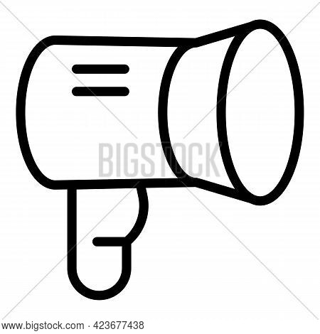 Hair Dryer Icon. Outline Hair Dryer Vector Icon For Web Design Isolated On White Background