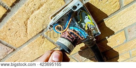 Electrical Wire Appliance